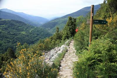 Vall de Núria in Catalonia