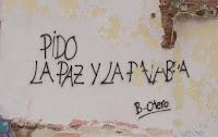 """""""Pido la paz y la palabra"""", Blas de Otero"""