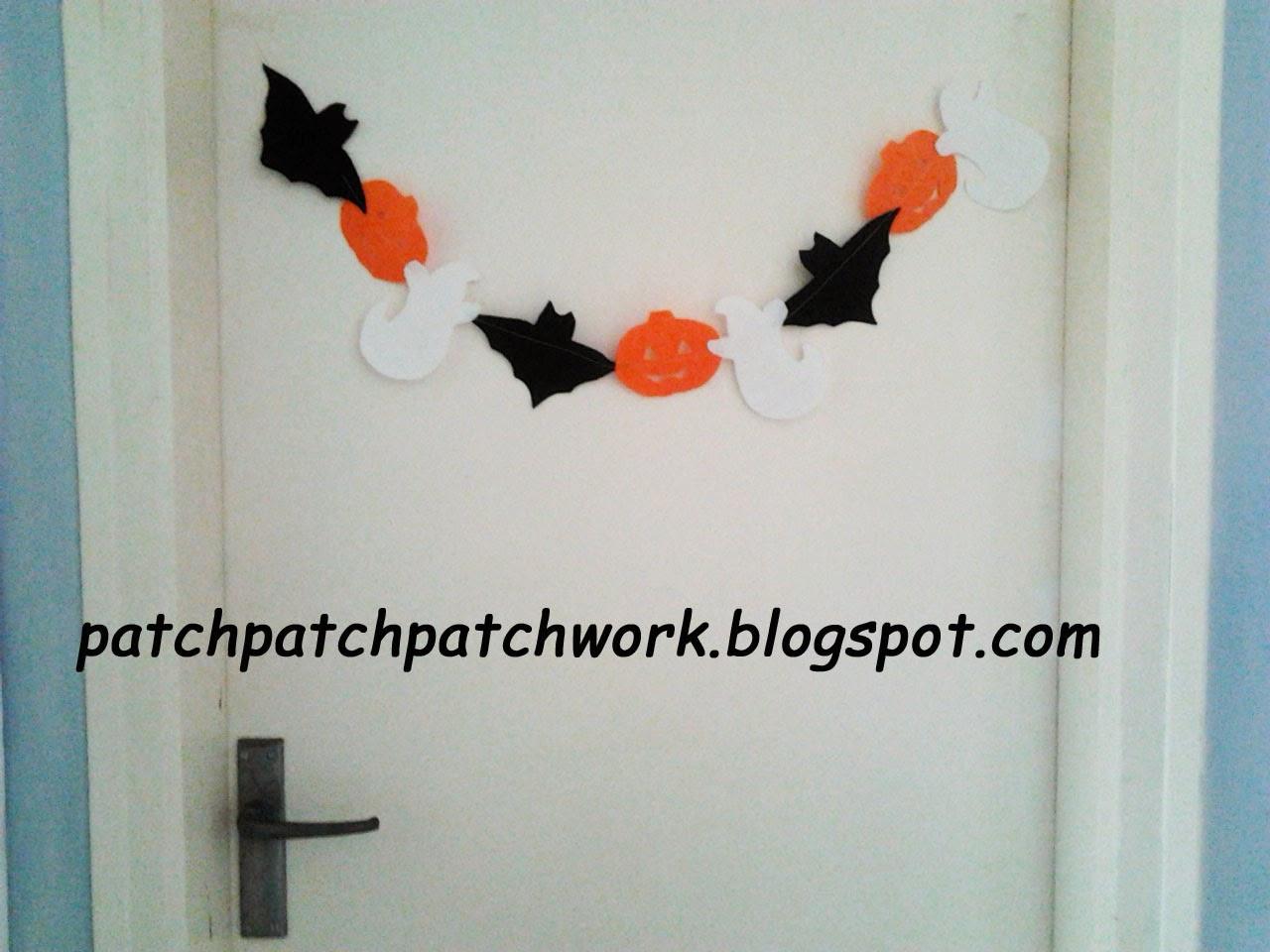 Patchwork materiales necesarios para