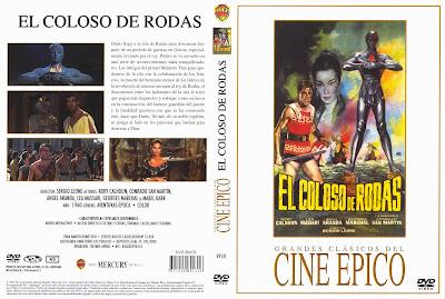 El Coloso de Rodas (1961) | Caratula | Cine Clasico