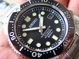 SEIKO DIVER NEW MARINE MASTER 300M - SEIKO SBDX017 - AUTOMATIC 8L35 - BRAND NEW WATCH