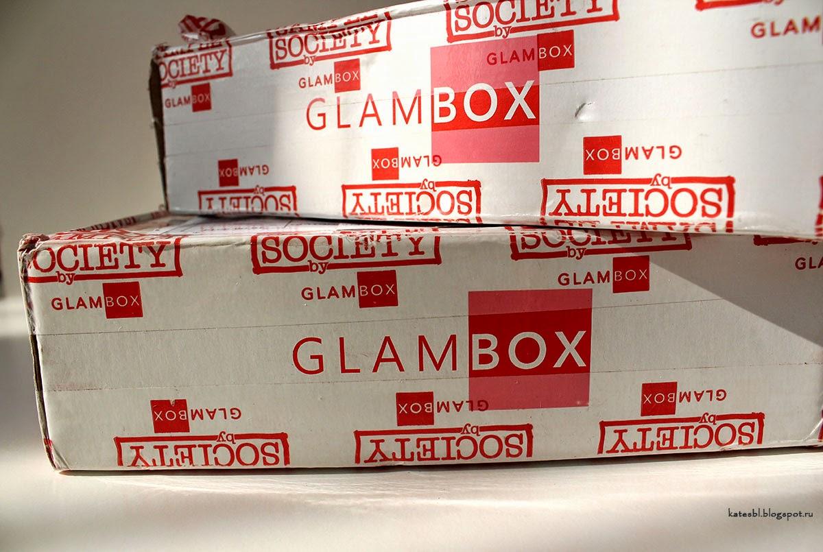 Glambox август 2014