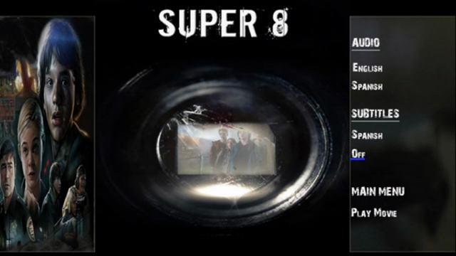 Capturas Super 8 2011 [DVDR Menu Full] Español Latino [ISO] NTSC Descargar