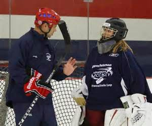 The Goalie Guru Shout Out Goalies Must Take Charge In The D Zone