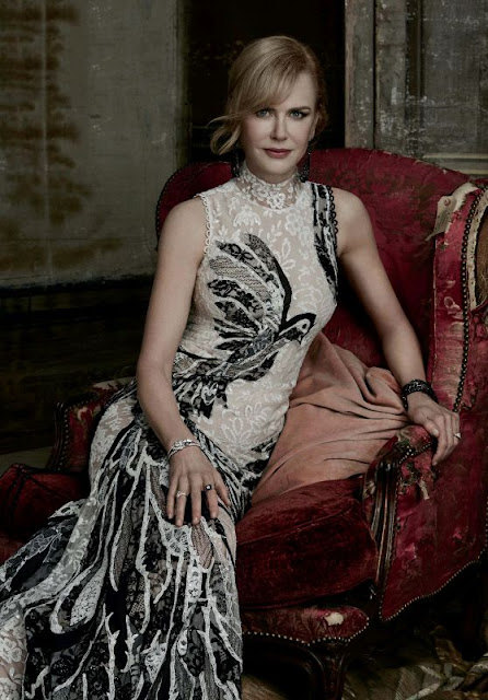 Nicole Kidman – Photoshoot for Evening Standard