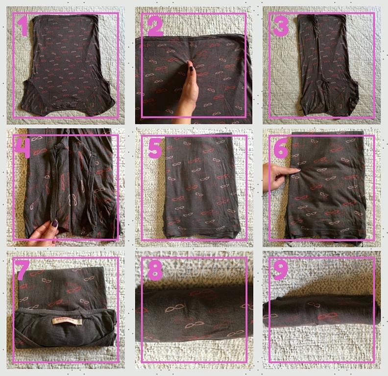 Moda por arte de magia - Marie kondo doblar ropa ...
