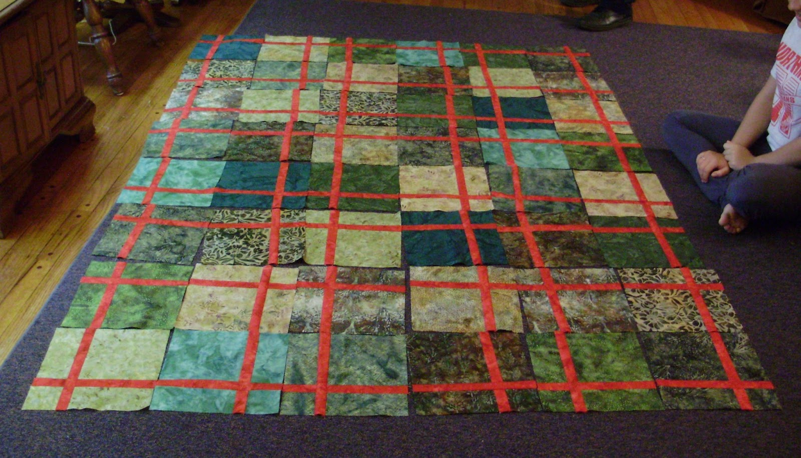 Everyone Deserves A Quilt Design Wall Monday And A Giveaway