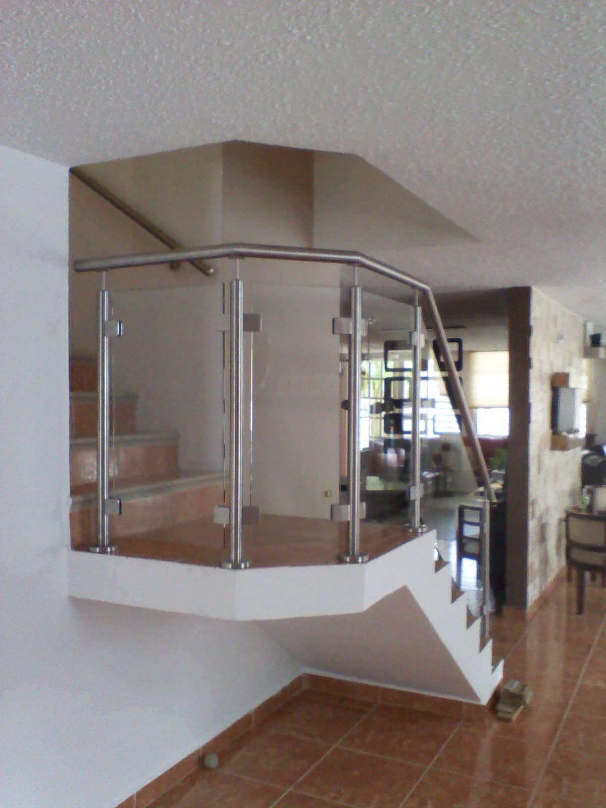 Accesorios De Baño Puerto Rico: stainless steel brackets en stainless steel para escalera cristal para