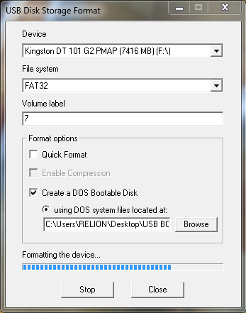 Как создать загрузочный usb-диск