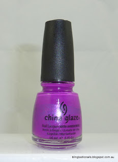 China Glaze Flying Dragon (neon)