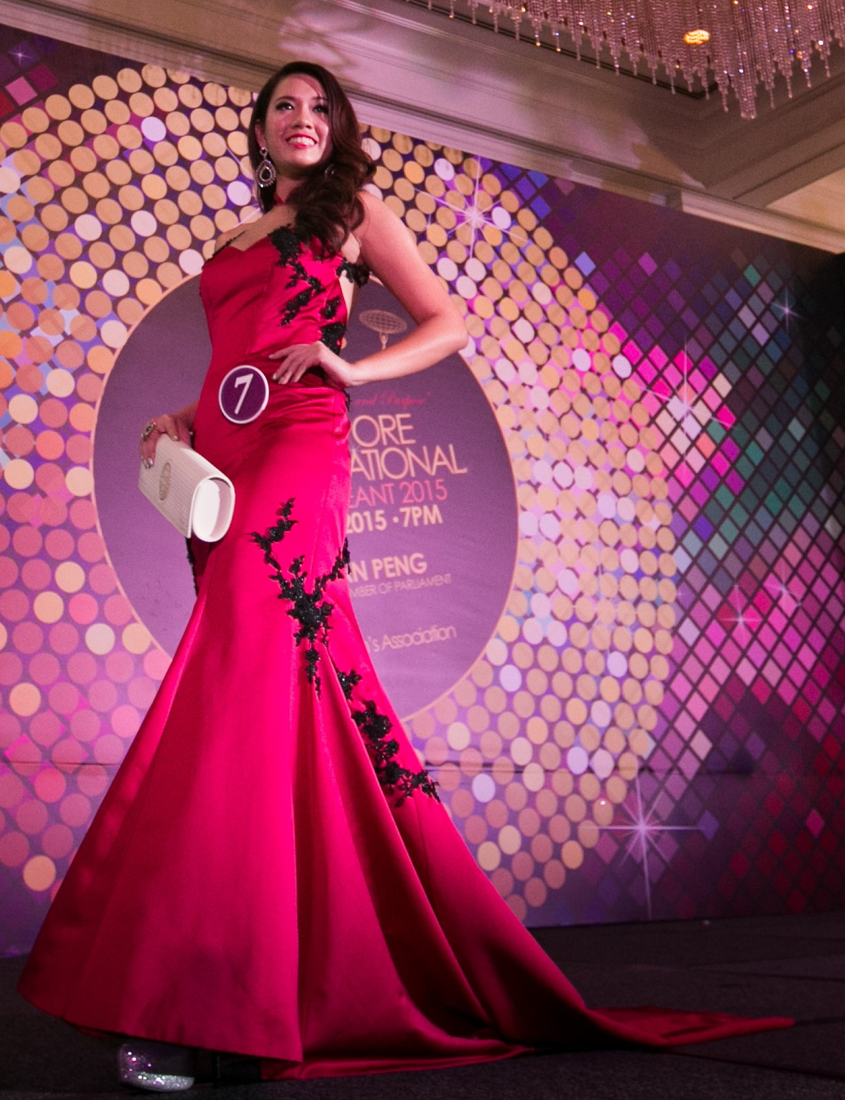 Miss Singapore International 2015 2nd Runner Up
