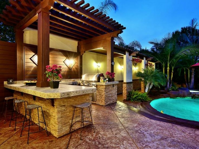 Every Home Owner Wants To Be Able To Cook And Dine Outside. Outdoor Kitchens  Are Both Classy And Versatile. They Expand Your Living Space And Allow You  To ...
