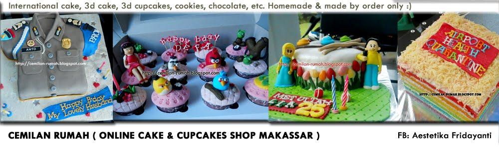 CemilanRumah | Online Cake Shop Makassar
