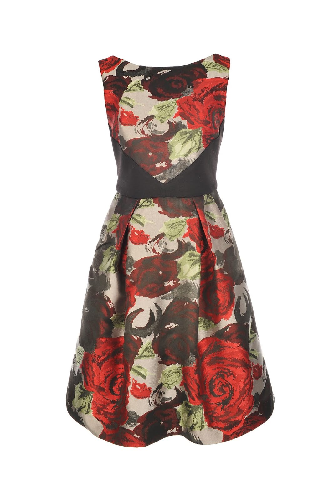 Φορεμα βραδυνο με υπεροχα λουλουδια
