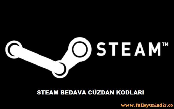 bedava steam cüzdan kodları