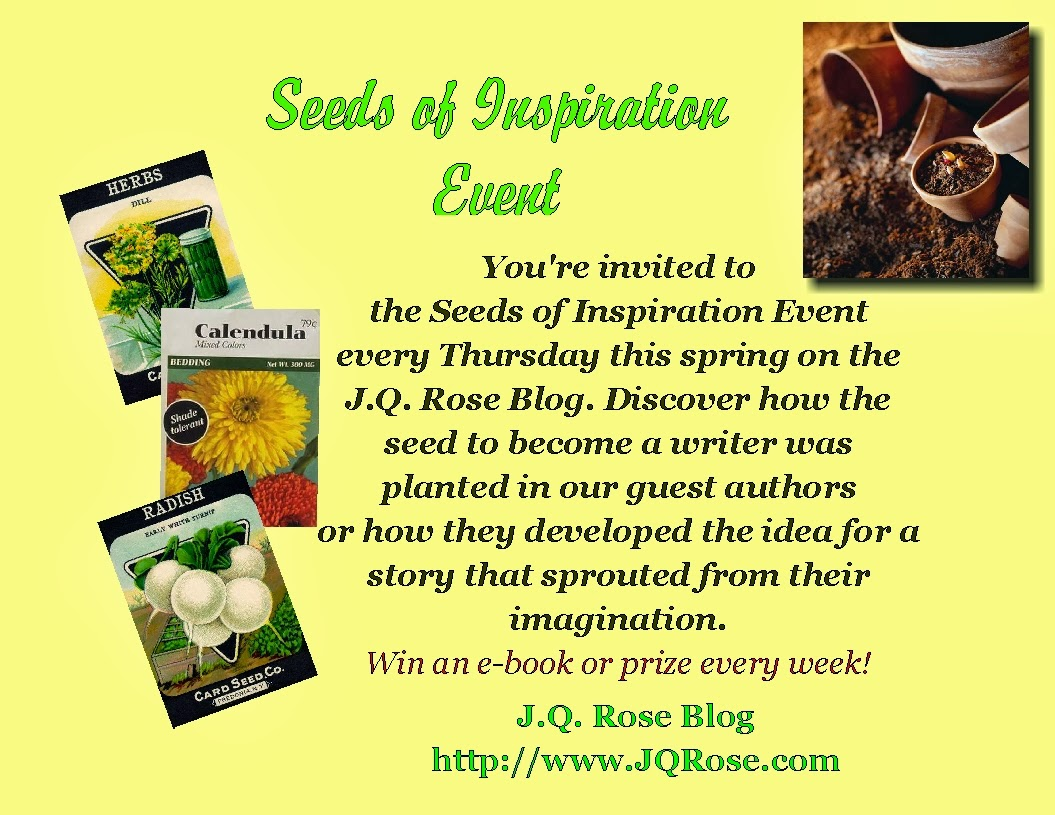 Seeds of Inspiration Spring Event