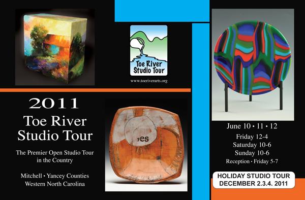Toe River Studio Tour
