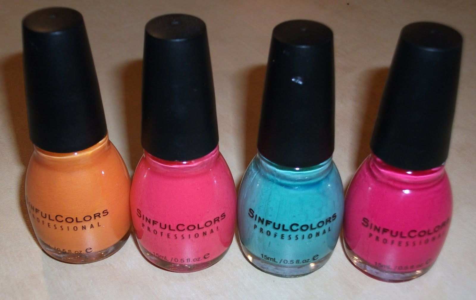 Cheapalicious 4 5 Sinful Colors Nail Polish At Walgreens