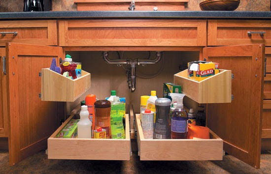 Storage ideas for every kitchen interiors blog for Extra kitchen storage