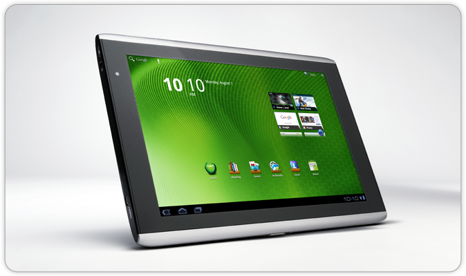 acer iconia tab a500 PC Tablet yang menarik perhatian HAZMANFADZIL.COM