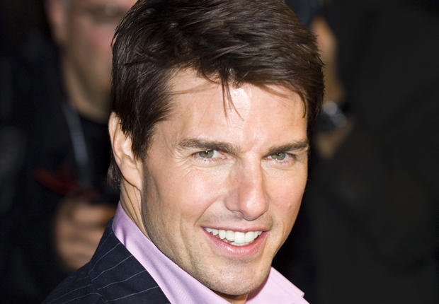 Tom Cruise - Wallpaper Actress