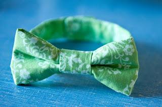 Handmade bowtie