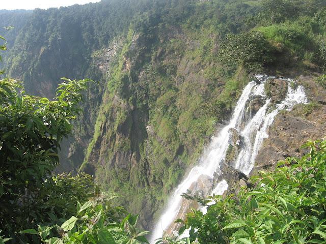Rani Falls, Jog