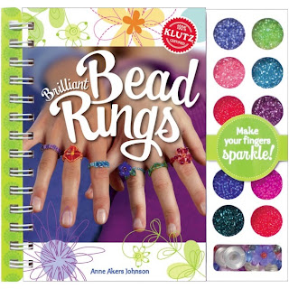 Klutz Brilliant Bead Ring Kit