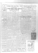 """21 OTTOBRE 1932 """"LA VOCE DI BERGAMO"""""""