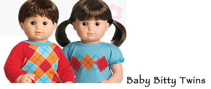 Baby Bitty Twins