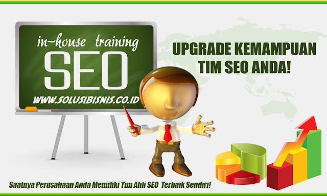 in house training SEO untuk perusahaan