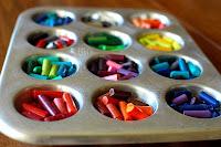 Crayola scents