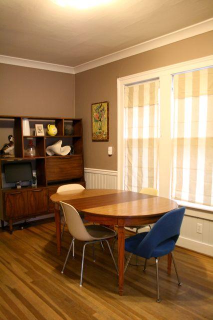 Bedroom Or Office Downstairs. 9u0027 X 11u0027 Dining Room.