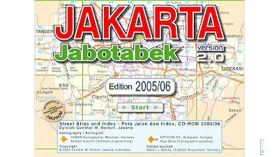 free download software peta jakarta 2010
