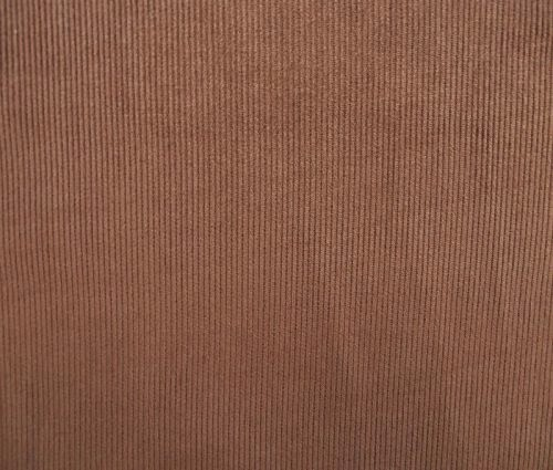 Brown Corduroy Material