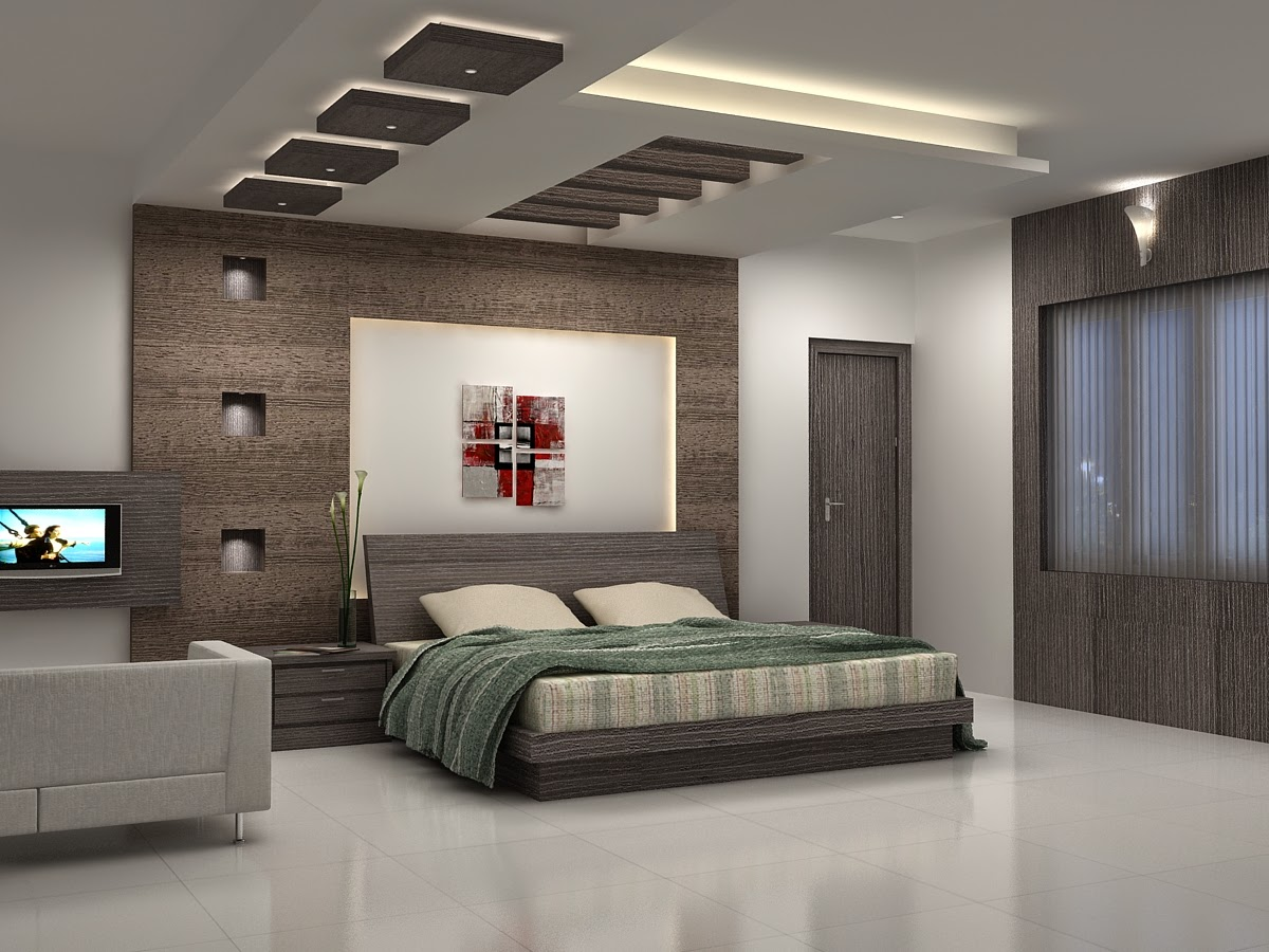other crucial thing of bed room decorating plan would be to provide a good amount of light work with lamps for both sides of a bed to provide soft lights - Master Bedroom Designs