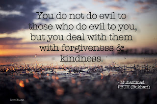 islamic quote ABOUT EVIL