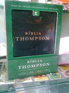BIBLIA DE ESTUDO THOMPSON
