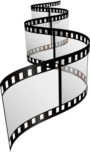 Тему для презентации кинопленка