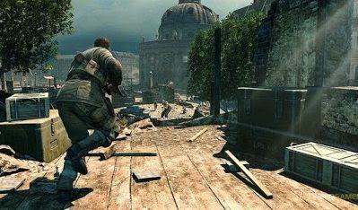 Game Sniper Elite v2 Full Version