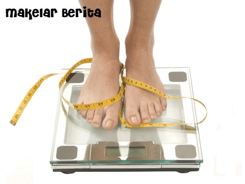 Tips cara menurunkan berat badan dan diet dengan alami makelar