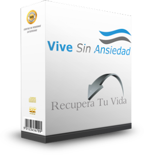 Vive sin Ansiedad - Caja