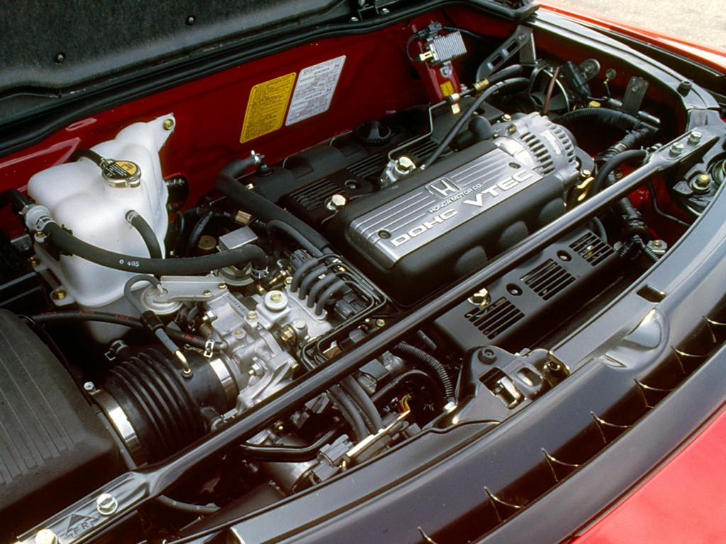 V6 VTEC, Honda NSX, sportowe auta, kultowe samochody