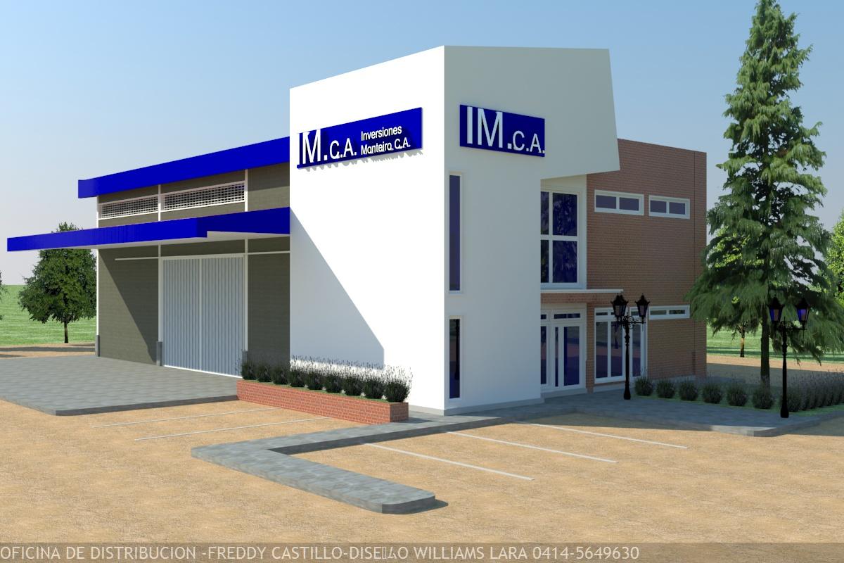Dise o de galpones industriales y de oficinas cocinas for Diseno de oficinas administrativas