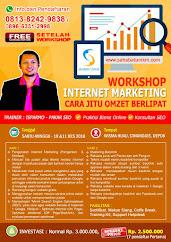 Info Workshop Bulan Desember