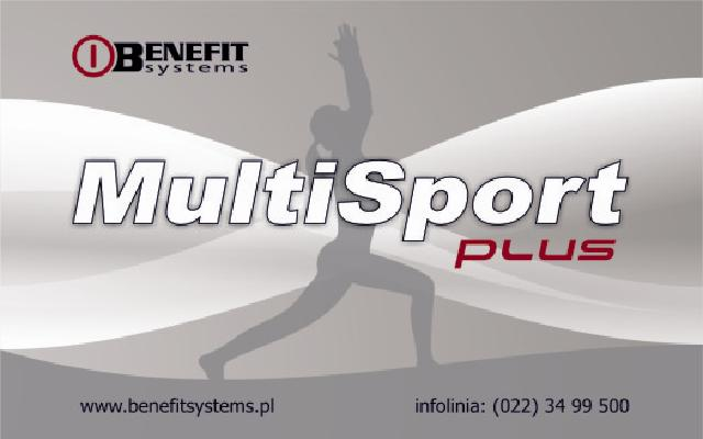 benefit/multisport