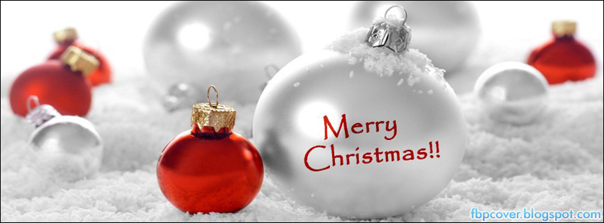 Merry, christmas, facebook, cover, fb, timeline, fbpcover ...