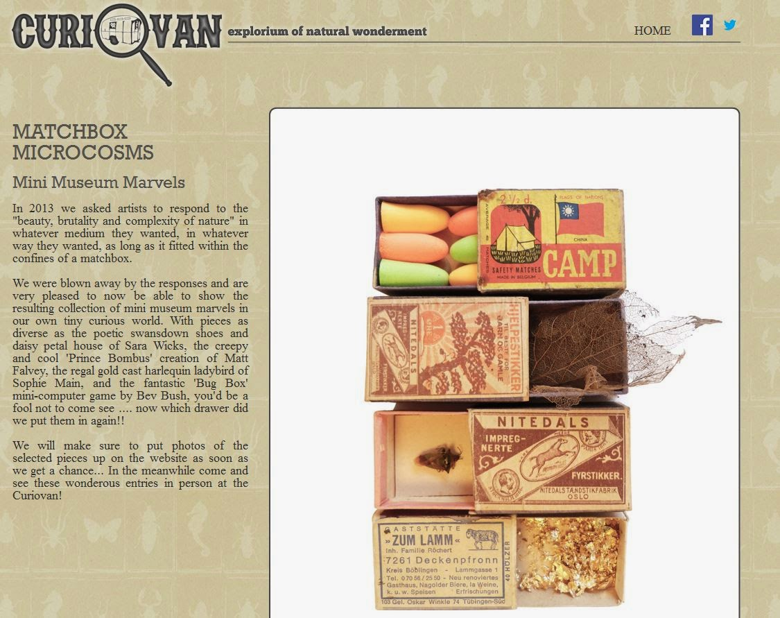 http://www.curiovan.org/matchboxmicrocosms.html