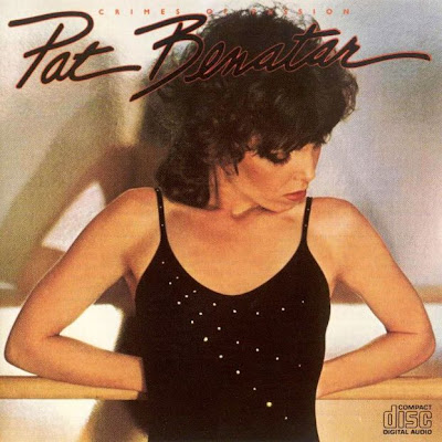 Pat Benatar - Crimes Of Passion  1980 (USA, Melodic Hard Rock/AOR)