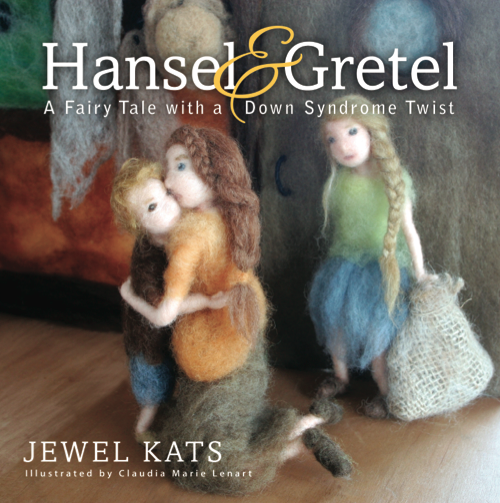 Hansel & Gretel Illustrated by Fiber Artist Claudia Marie Lenart